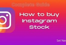 How to buy Instagram Stock