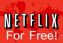 Netflix Free Offer