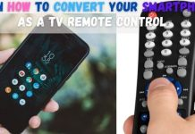 Learn how to convert your smartphone as a TV remote control - Smart Solution