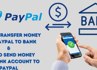 How to Transfer Money from PayPal to Bank – Send Money From Bank account to PayPal
