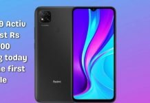 Redmi 9 Activ for just Rs 10000, starting today with the first sale