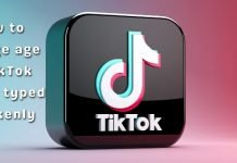 How to change age on TikTok if it is typed mistakenly - Follow the steps for re-correction