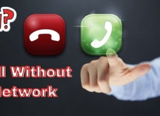 Call Without Network